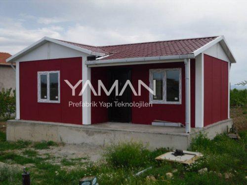40 m2 Prefabrik Evler