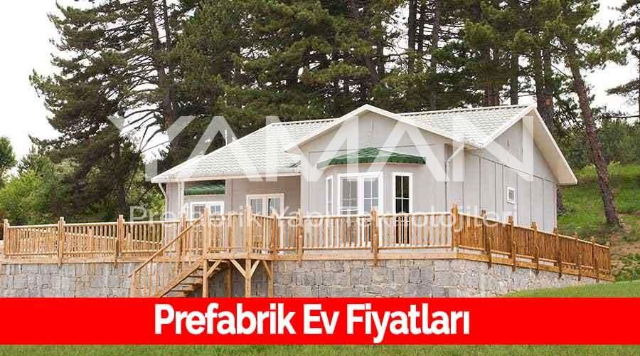 Prefabrik Ev Fiyatları 2020