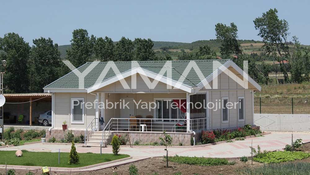 Kahramanmaraş Prefabrik Ev