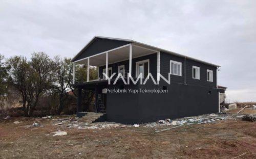 Prefabrik Ev 70 m2