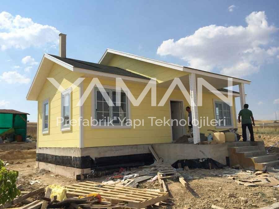 Çankırı Prefabrik Ev
