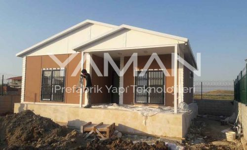 Erzincan Prefabrik Ev