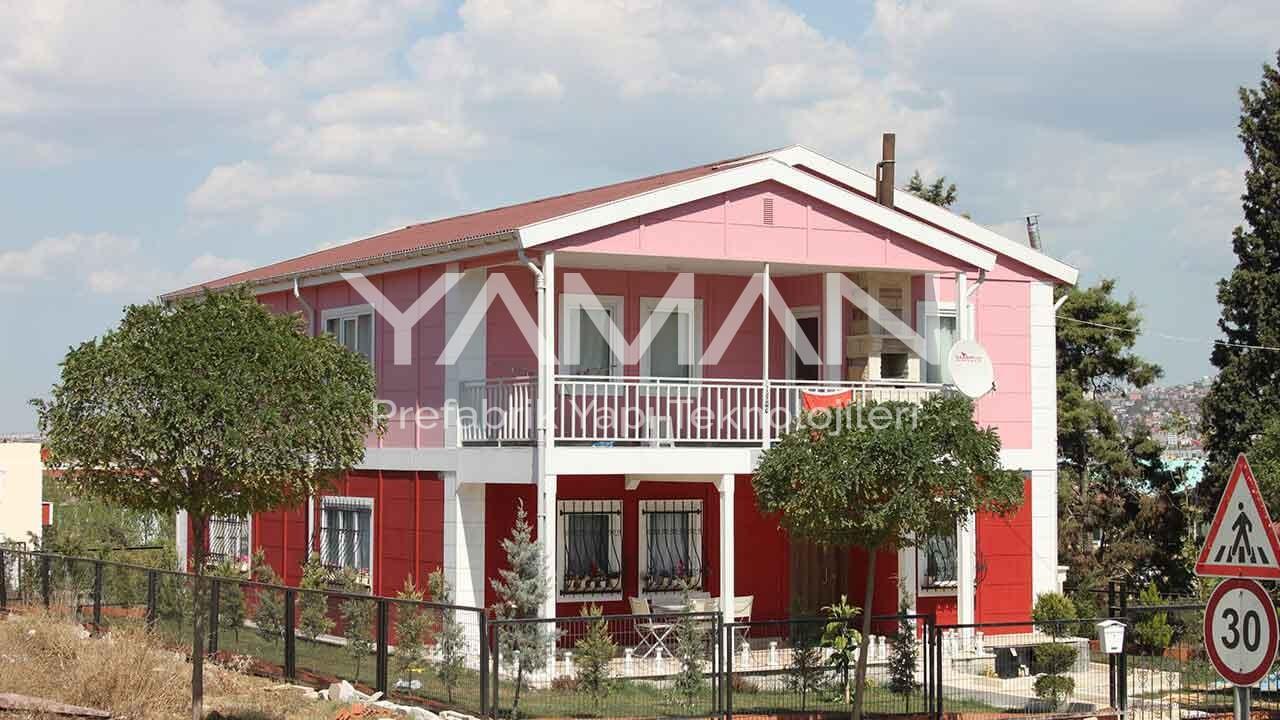 Eskişehir Prefabrik Ev