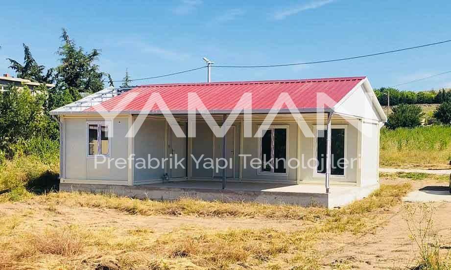 Iğdır Prefabrik Ev