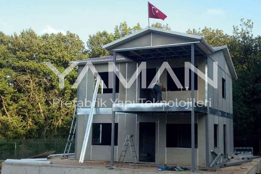 Kırşehir Prefabrik Ev