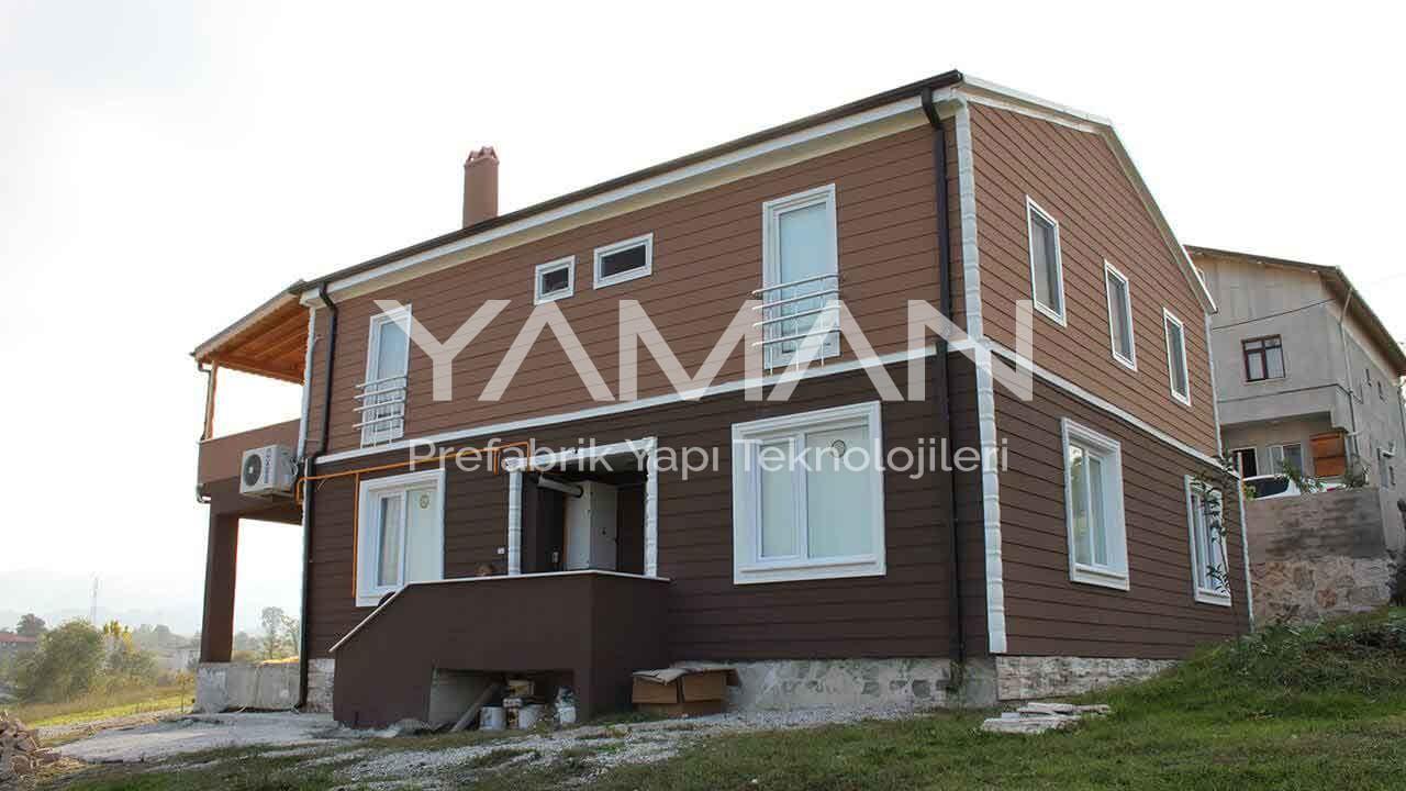 Trabzon Prefabrik Ev