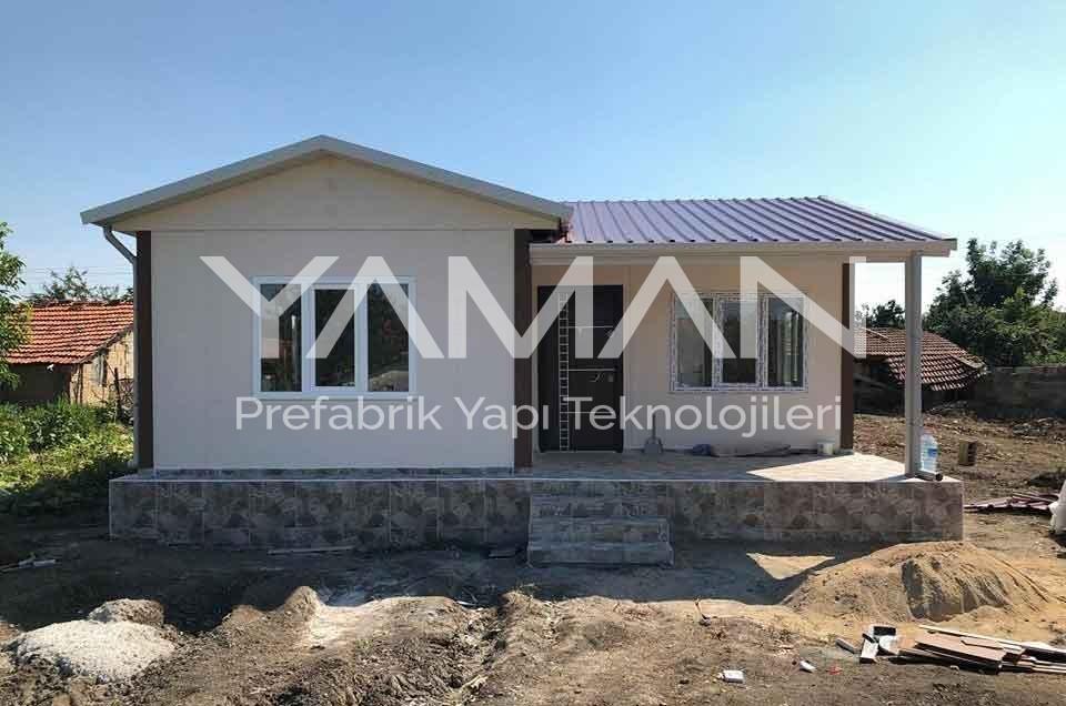 Van Prefabrik Ev
