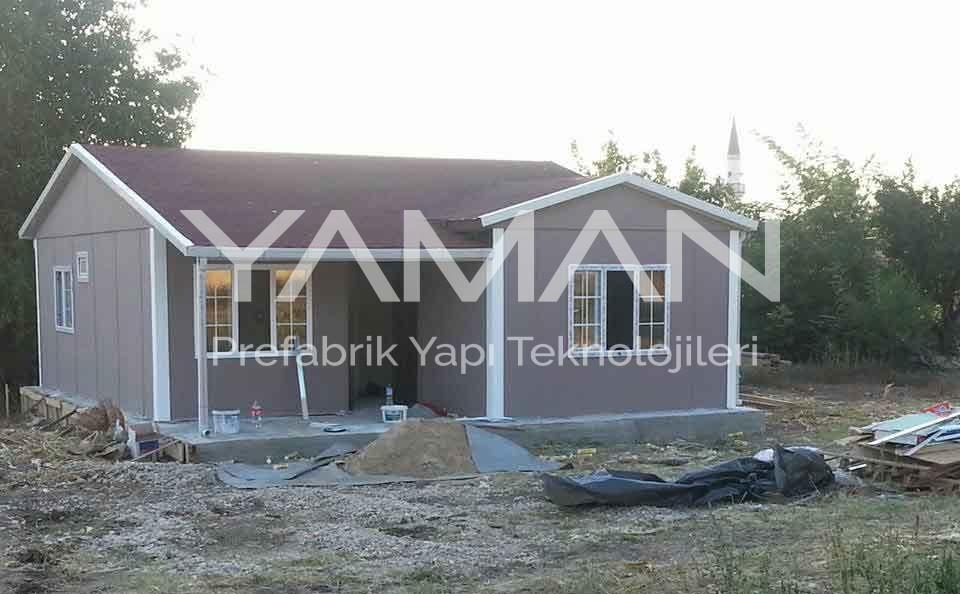 Yozgat Prefabrik Ev